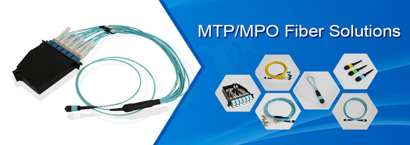 China melhor Fibra de MTP/MPO em vendas