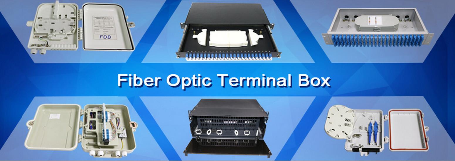 China melhor Caixa de Fibra Óptica Terminal em vendas