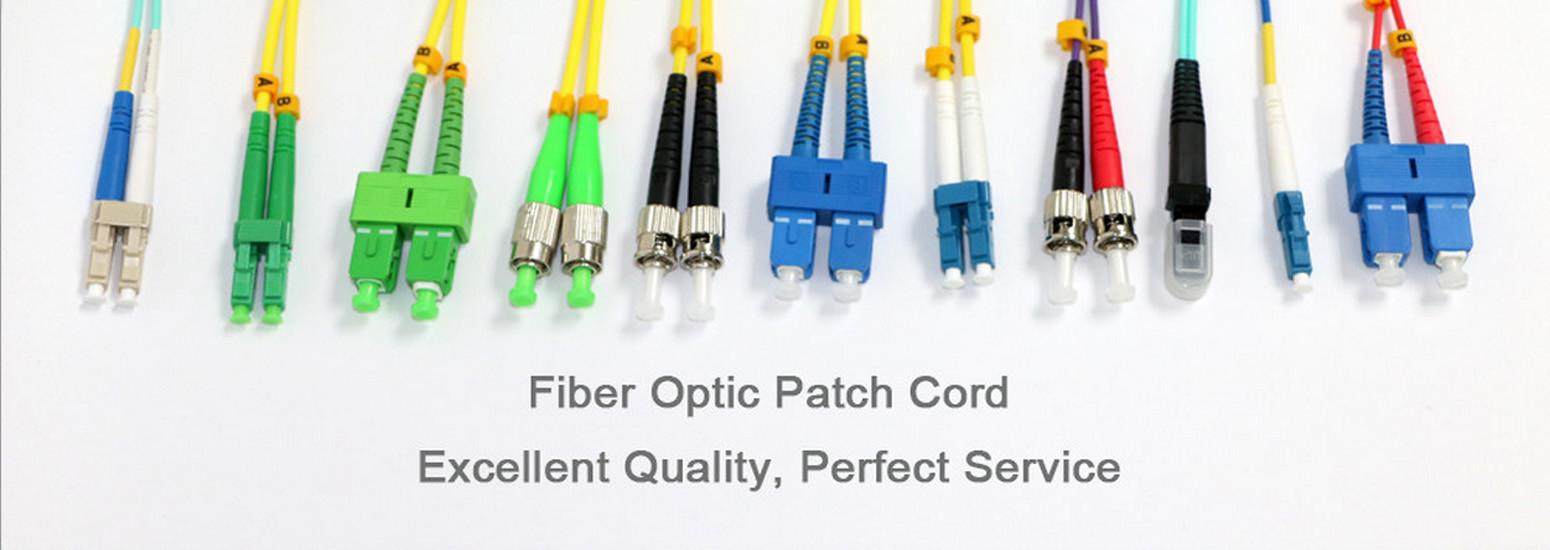 China melhor Cabo de fibra óptica Patch em vendas